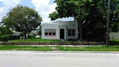 4717 Garden Avenue, West Palm Beach, FL 33405 - MLS#: RX-10446873