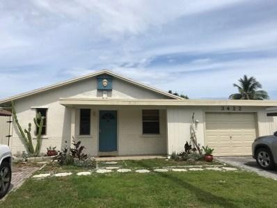 3422 N Dixie Highway, Boca Raton, FL 33431 - MLS#: RX-10446896