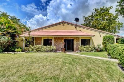 6765 Bridlewood Court, Boca Raton, FL 33433 - MLS#: RX-10447059