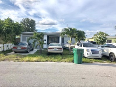 170 W 27th Street, Riviera Beach, FL 33404 - MLS#: RX-10447067