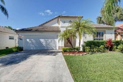 121 Derby Lane, Royal Palm Beach, FL 33411 - MLS#: RX-10447112