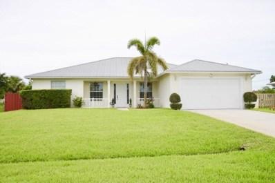 644 SW Sandbar Terrace, Port Saint Lucie, FL 34953 - MLS#: RX-10447121