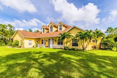 16599 N 82nd Road, Loxahatchee, FL 33470 - MLS#: RX-10447131