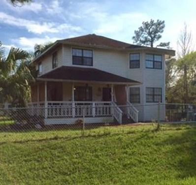 8501 North Boulevard, Fort Pierce, FL 34951 - MLS#: RX-10447138
