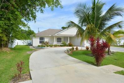 672 NW Fairhaven Drive, Port Saint Lucie, FL 34953 - MLS#: RX-10447243