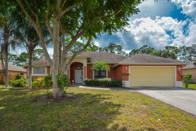 1314 SW Hunnicut Avenue, Port Saint Lucie, FL 34953 - MLS#: RX-10447332