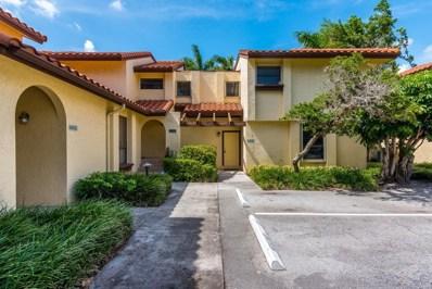 5663 Fox Hollow Drive UNIT D, Boca Raton, FL 33486 - MLS#: RX-10447363