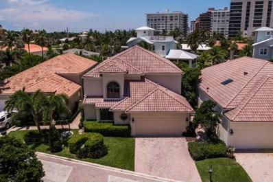 312 Alicante Drive, Juno Beach, FL 33408 - MLS#: RX-10447519