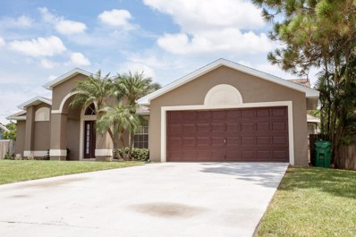 155 SW Eyerly Avenue, Port Saint Lucie, FL 34983 - MLS#: RX-10447554