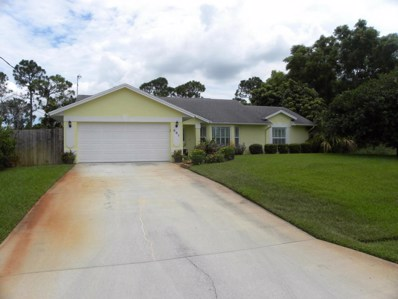 661 SE Delancey Lane, Port Saint Lucie, FL 34984 - MLS#: RX-10447574