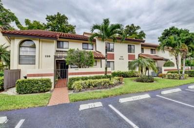 5904 S End Lake Drive UNIT 101, Boynton Beach, FL 33437 - MLS#: RX-10447575