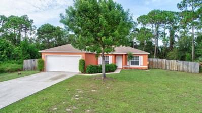 1381 SW Tadlock Av Avenue, Port Saint Lucie, FL 34953 - MLS#: RX-10447578