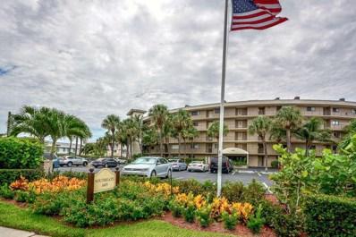 3605 S Ocean Boulevard UNIT 211, South Palm Beach, FL 33480 - MLS#: RX-10447666