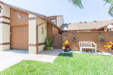 3761 Blue Ridge Road, West Palm Beach, FL 33406 - MLS#: RX-10447756