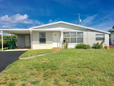 1270 W 1st Street, Riviera Beach, FL 33404 - MLS#: RX-10447763