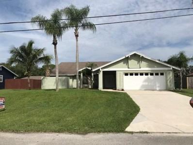 2376 SW Caballero Street, Port Saint Lucie, FL 34953 - MLS#: RX-10447816
