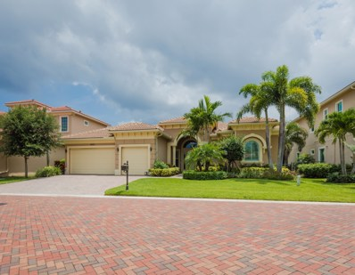 6400 Bellamalfi Street, Boca Raton, FL 33496 - #: RX-10447915