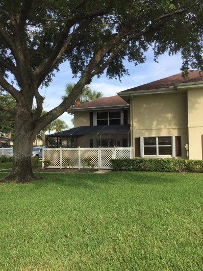 26 Clinton Court UNIT A, Royal Palm Beach, FL 33411 - MLS#: RX-10447916