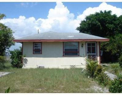 1512 S K Lane, Lake Worth, FL 33460 - MLS#: RX-10447920