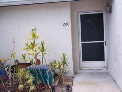 280 Palmetto Court, Jupiter, FL 33458 - MLS#: RX-10447927