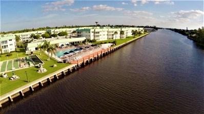 1 Colonial Club Drive UNIT 103, Boynton Beach, FL 33435 - MLS#: RX-10447942