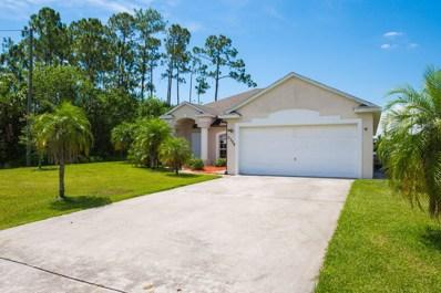 2398 SW Plum Court, Port Saint Lucie, FL 34953 - MLS#: RX-10447945