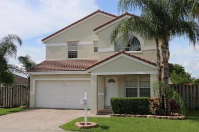 6614 Saltaire Terrace, Margate, FL 33063 - MLS#: RX-10447967