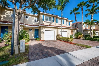 2761 S Evergreen Circle, Boynton Beach, FL 33426 - MLS#: RX-10448082