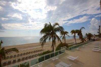 3900 Galt Ocean Drive UNIT 2303, Fort Lauderdale, FL 33304 - MLS#: RX-10448129