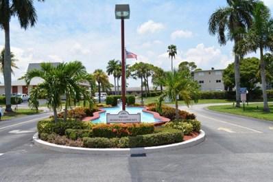 2669 S Garden Drive UNIT 103, Lake Worth, FL 33461 - MLS#: RX-10448138