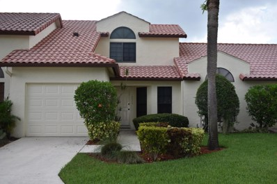 10297 Hidden Springs Court UNIT 4b, Boca Raton, FL 33498 - MLS#: RX-10448168