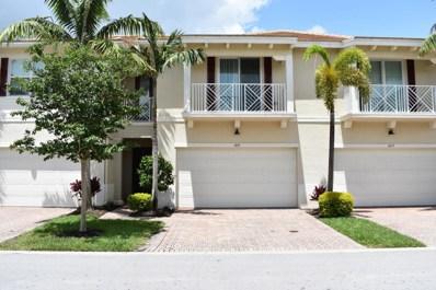 4015 Kingston Lane, Palm Beach Gardens, FL 33418 - MLS#: RX-10448226