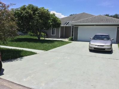 4017 S Heath Circle S, West Palm Beach, FL 33407 - MLS#: RX-10448260