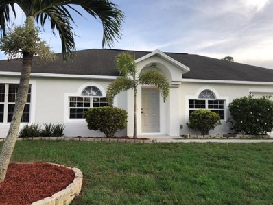 942 SE Damask Avenue, Port Saint Lucie, FL 34983 - MLS#: RX-10448271