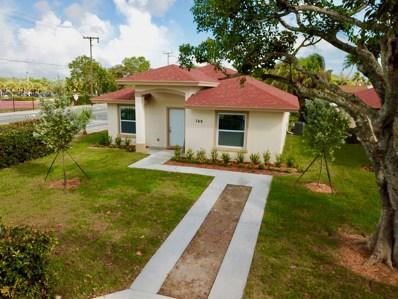 749 Tallapoosa Street, West Palm Beach, FL 33405 - MLS#: RX-10448365