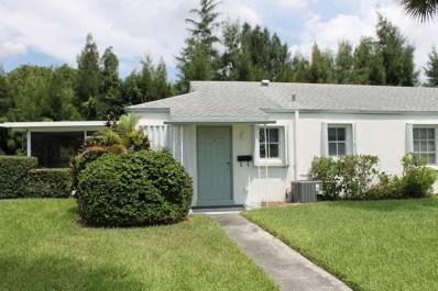 3177 Meridian Way S UNIT 1, Palm Beach Gardens, FL 33410 - MLS#: RX-10448431