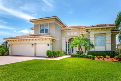 12166 SW Aventino Drive, Port Saint Lucie, FL 34987 - MLS#: RX-10448477