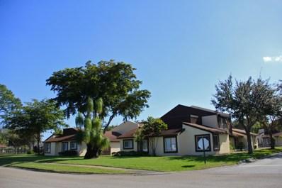 5328 Bosque Lane UNIT 67, West Palm Beach, FL 33415 - MLS#: RX-10448510