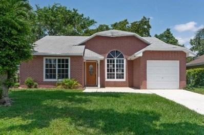 5659 Pebble Brook Lane, Boynton Beach, FL 33472 - MLS#: RX-10448613