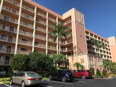 7290 Kinghurst Drive UNIT 402, Delray Beach, FL 33446 - MLS#: RX-10448707