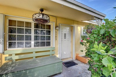 1102 SW 1st Street, Boynton Beach, FL 33435 - MLS#: RX-10448713