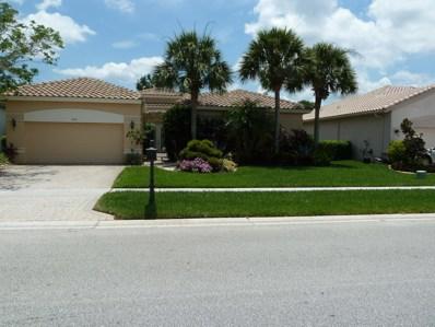 9596 Caserta Street, Lake Worth, FL 33467 - MLS#: RX-10448750