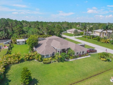 6016 NW Wesley Road, Port Saint Lucie, FL 34986 - #: RX-10448856
