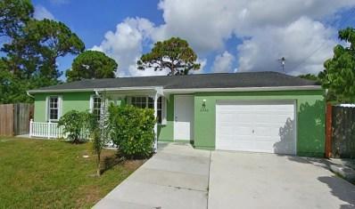 2240 SE Newcastle Terrace, Port Saint Lucie, FL 34952 - MLS#: RX-10448958