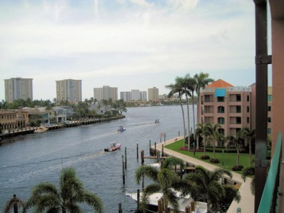 100 SE 5th Avenue UNIT Ph-3, Boca Raton, FL 33432 - MLS#: RX-10448979