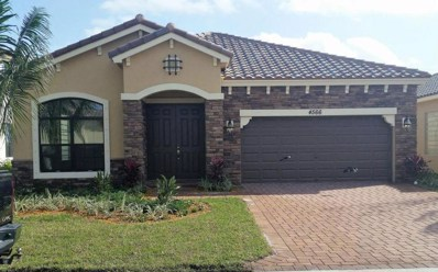 4566 Sandy Cove Terrace, Lake Worth, FL 33467 - #: RX-10448994