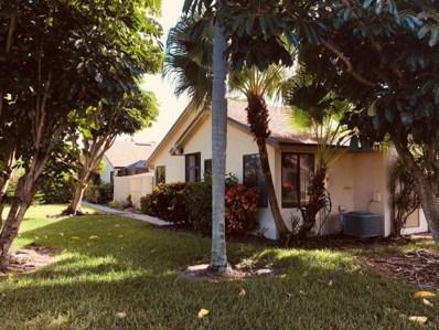 1310 NW 29th Avenue UNIT A, Delray Beach, FL 33445 - MLS#: RX-10449002