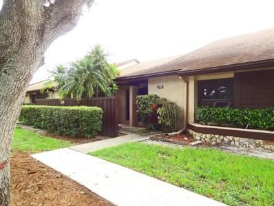8689 W Boca Glades Boulevard UNIT C, Boca Raton, FL 33434 - MLS#: RX-10449040