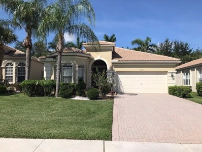 6719 Southport Drive, Boynton Beach, FL 33472 - MLS#: RX-10449146