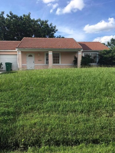1625 SW Janette Avenue, Port Saint Lucie, FL 34953 - MLS#: RX-10449157